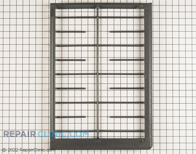 Burner Grate WP9761555CB Alternate Product View