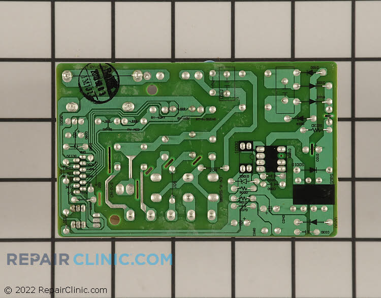 Main Control Board 6871A20271A     Alternate Product View