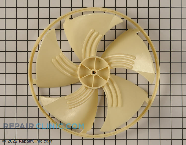Fan Blade AC-2750-125 Alternate Product View