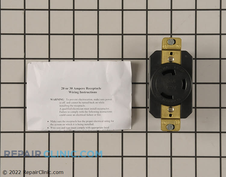 Receptacle 32332-880-710   Alternate Product View