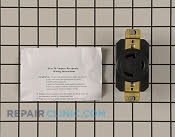 Receptacle - Part # 2002621 Mfg Part # 32332-880-710