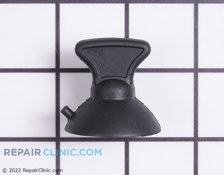 Suction cup<br> This part is designed to assist in the removal and replacement of halogen light bulbs should they burn out.