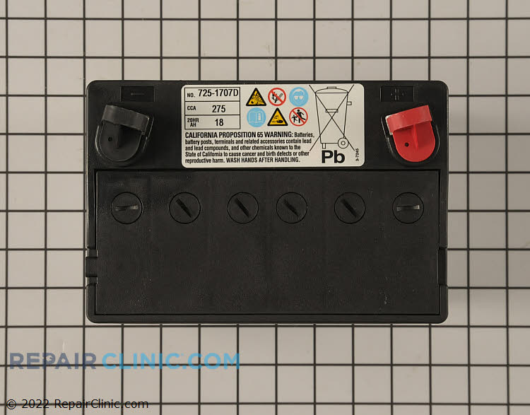 Battery 925-1707D Alternate Product View