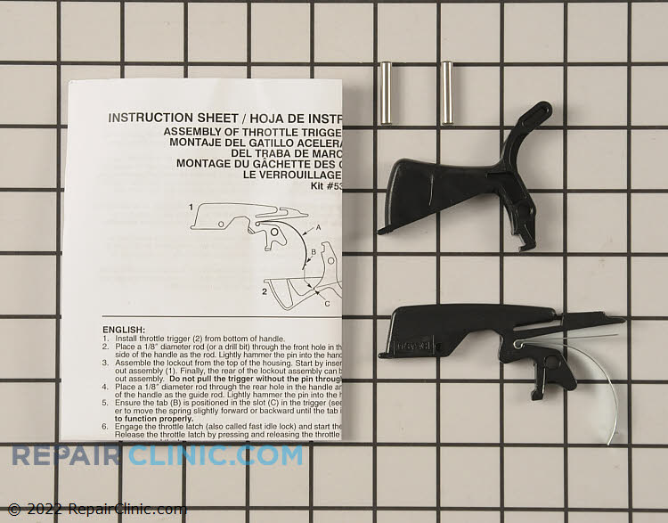Throttle Control 530071832 Alternate Product View