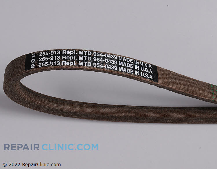 Drive Belt 265-913 Alternate Product View