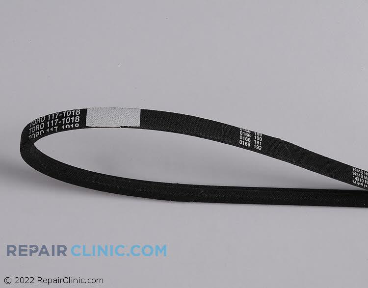 V-Belt 117-1018 Alternate Product View