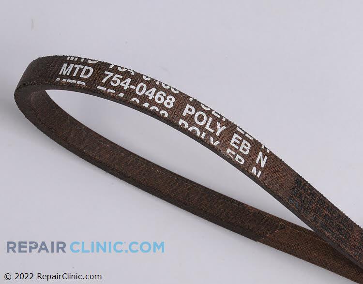 "Variable speed drive belt. Width: 5/8 "" Length: 42 """