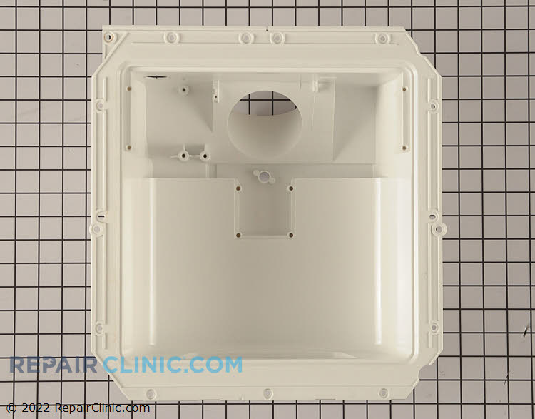 Dispenser Front Panel WR17X10190 Alternate Product View