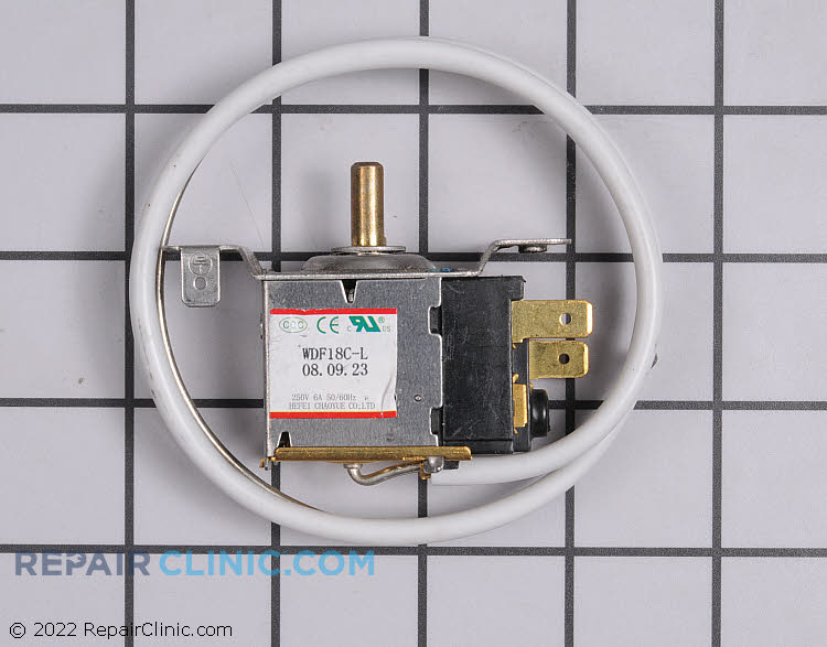 Temperature Control Thermostat RF-7350-128     Alternate Product View