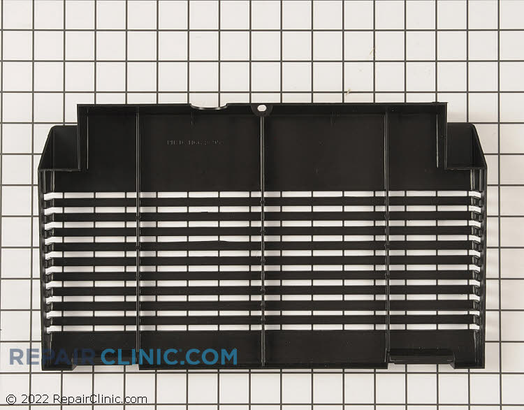 Vent Grille 11662-BLK Alternate Product View