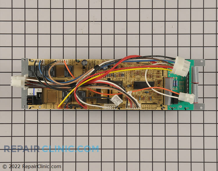 Oven Control Board WP74007217 Alternate Product View