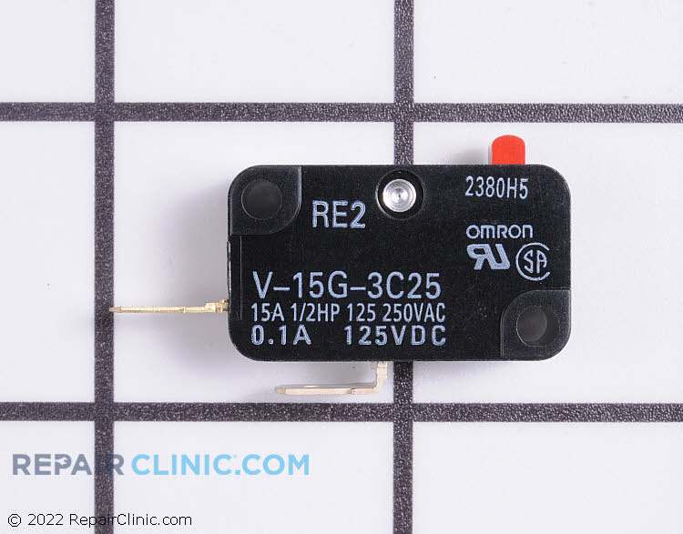 Micro Switch J61415G10XN     Alternate Product View