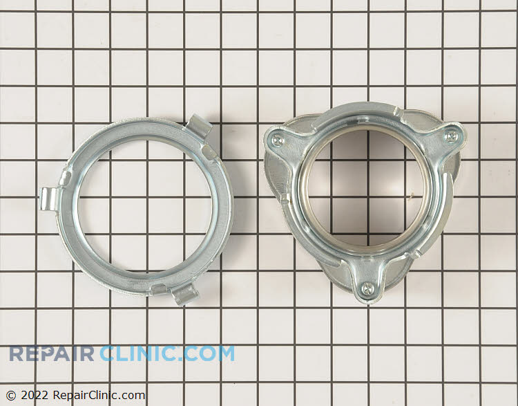 Sink Flange Assembly W10179031A      Alternate Product View