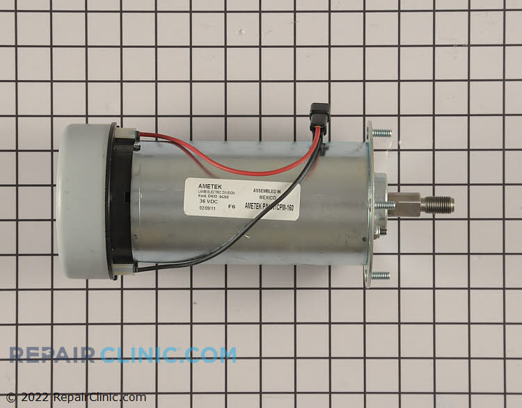 Drive Motor 119-0254        Alternate Product View