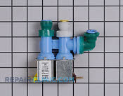 Water Inlet Valve - Part # 4430682 Mfg Part # WP12956105