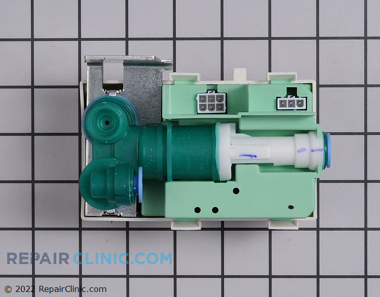 Water Inlet Valve WPW10270395 Alternate Product View