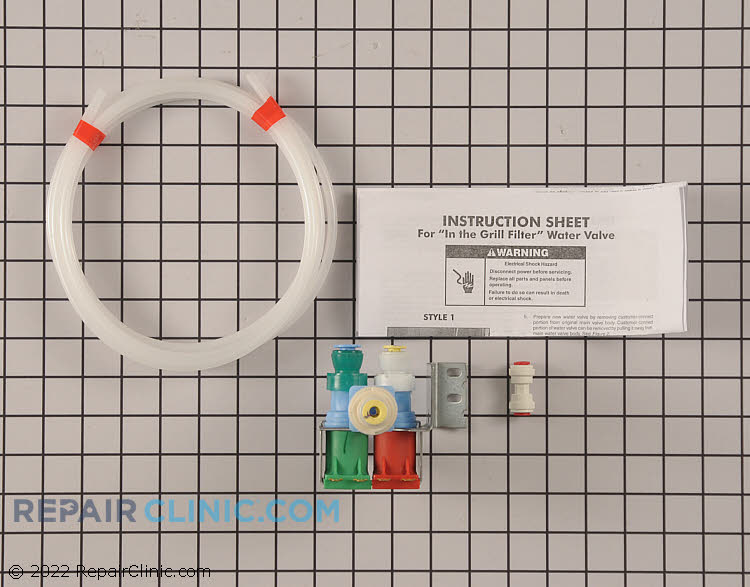 Water Inlet Valve W10408179 Alternate Product View