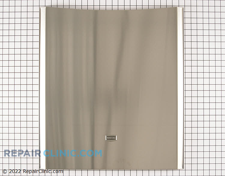 Front Panel WPW10329318 Alternate Product View