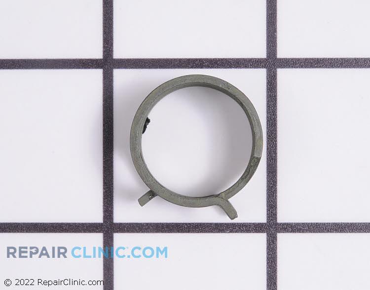 Blower wheel clamp