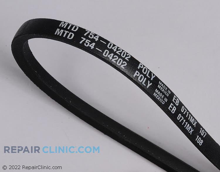 V-Belt 954-04202 Alternate Product View