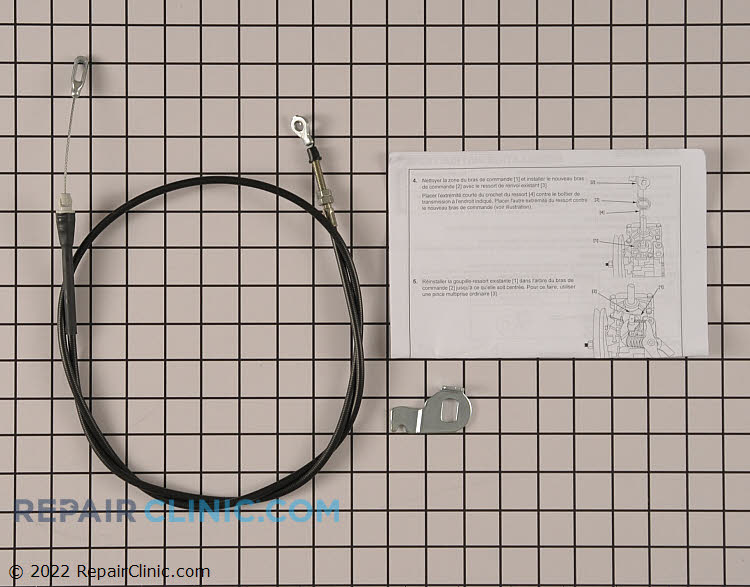 Control Cable 06225-VH7-305 Alternate Product View