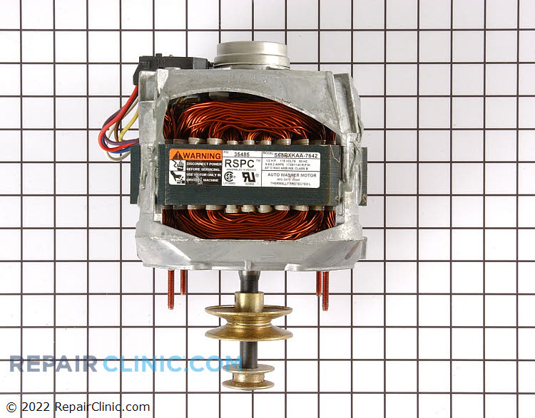 Drive Motor 27179P          Alternate Product View