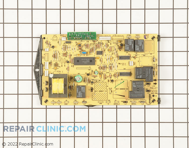 Relay Board 12001689        Alternate Product View