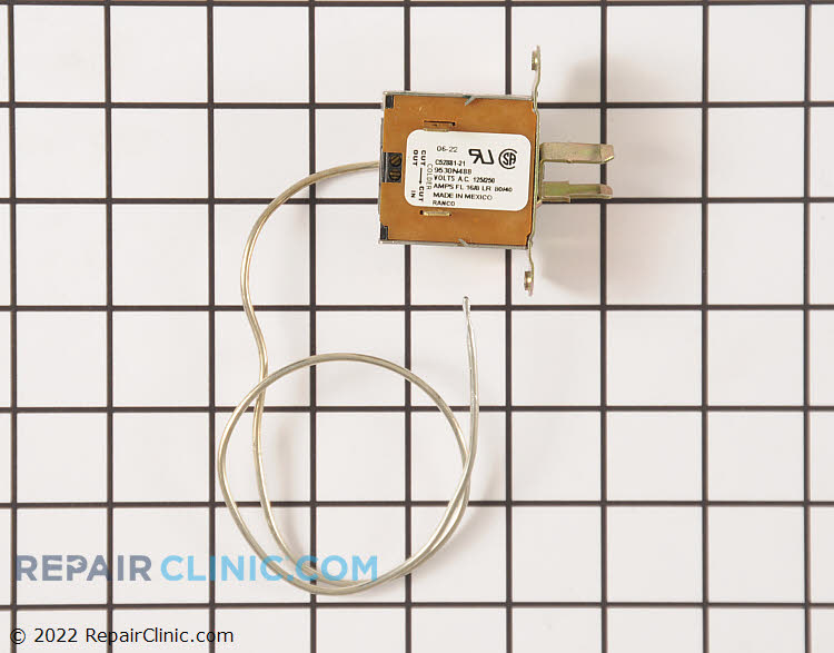 Temperature Control Thermostat 52881-21        Alternate Product View
