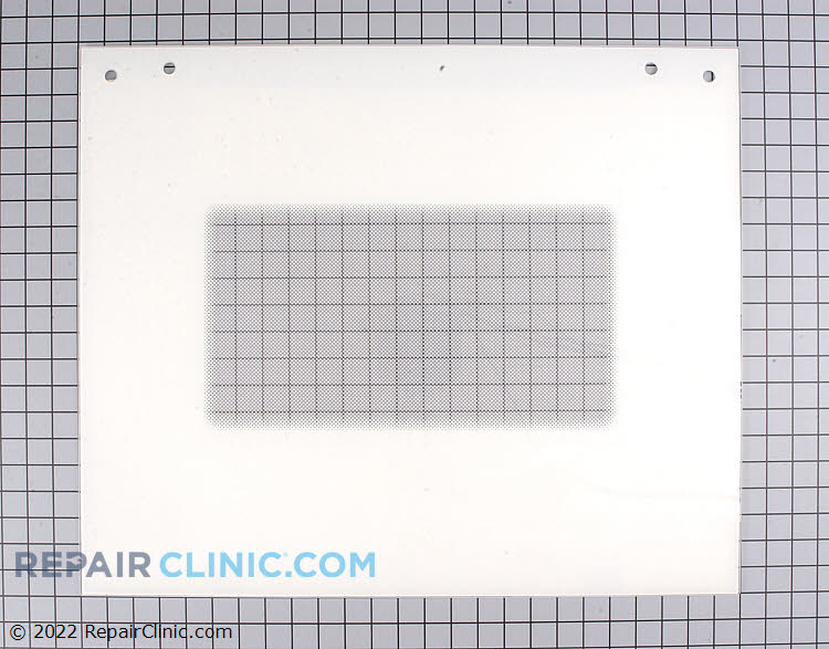 Outer Door Glass WP8300911 Alternate Product View