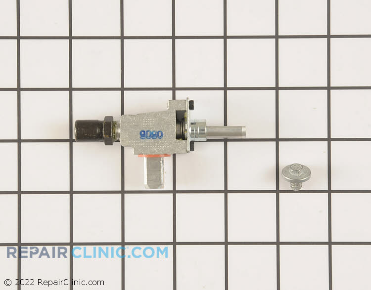 Surface Burner Valve 1801A157 Alternate Product View