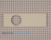 Plate - Part # 4813946 Mfg Part # WJ65X23664