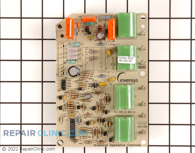 Control Module WPW10331686 Alternate Product View