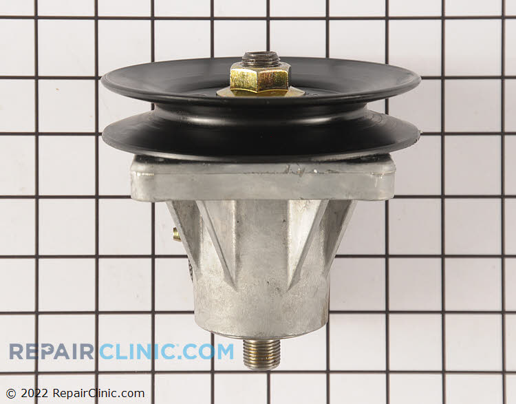 Spindle Assembly with Pulley 918-0240C Alternate Product View