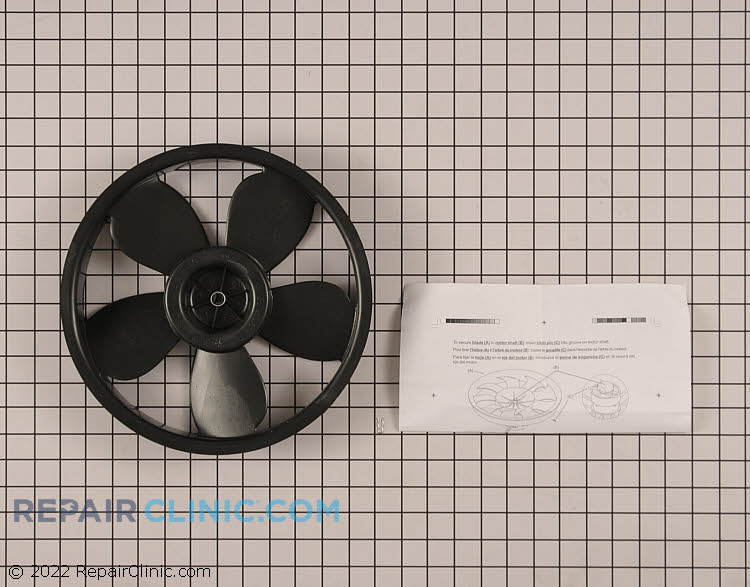 Fan Blade 8190791         Alternate Product View