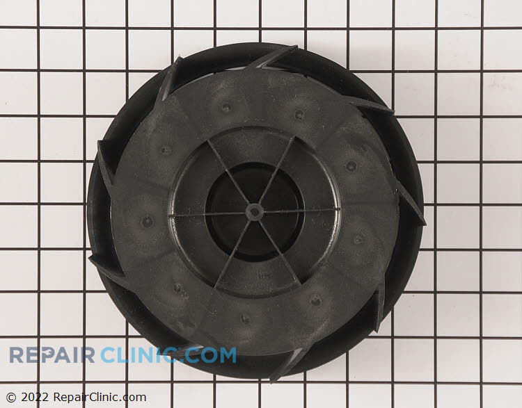 Blower Wheel AC-0600-18 Alternate Product View