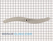Lower Wash Arm Assembly - Part # 1383771 Mfg Part # 00448806