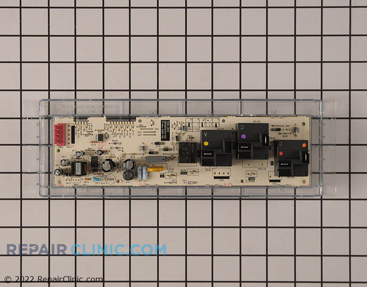 Oven Control Board WB27T11276 Alternate Product View