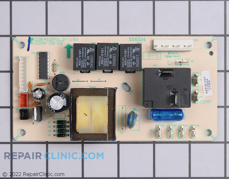 Main Control Board AC-5210-132     Alternate Product View