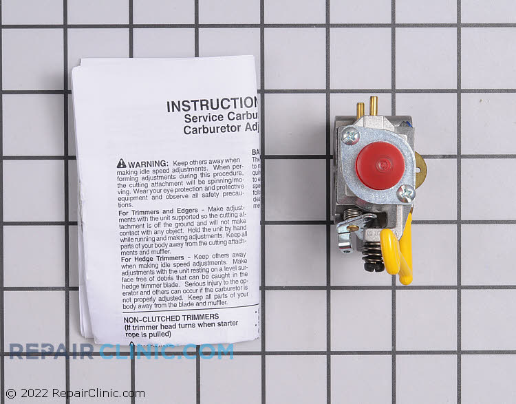 Carburetor 545081831 Alternate Product View