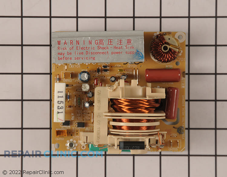 Inverter Board W10217711       Alternate Product View