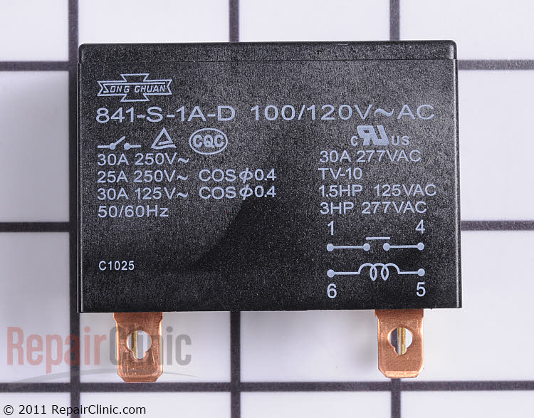 Relay WD-5600-03      Alternate Product View