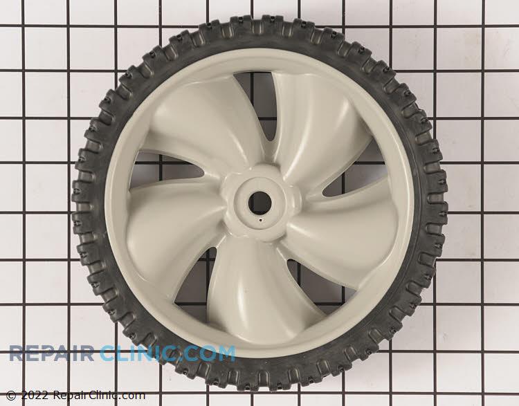 Wheel asm comp-8x1