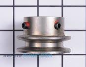Engine Pulley - Part # 2966302 Mfg Part # 582940301