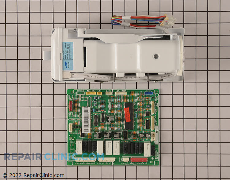 Ice Maker Assembly DA81-01421A     Alternate Product View