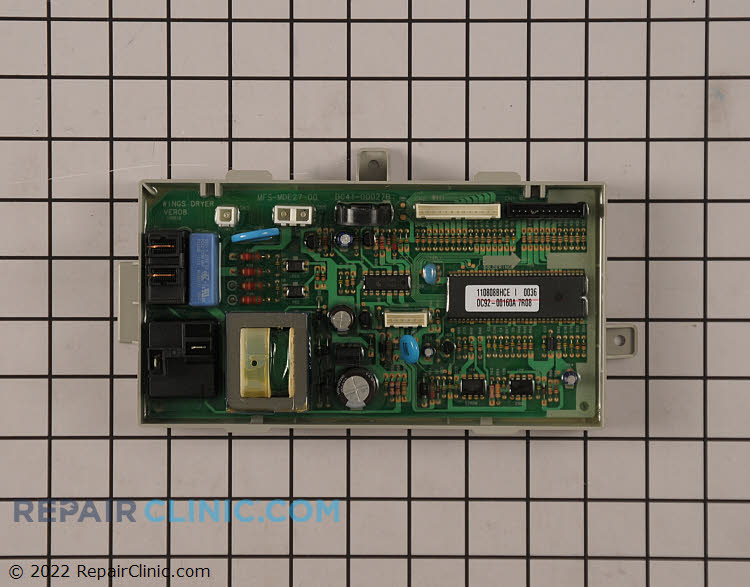 Main Control Board DC92-00160A     Alternate Product View