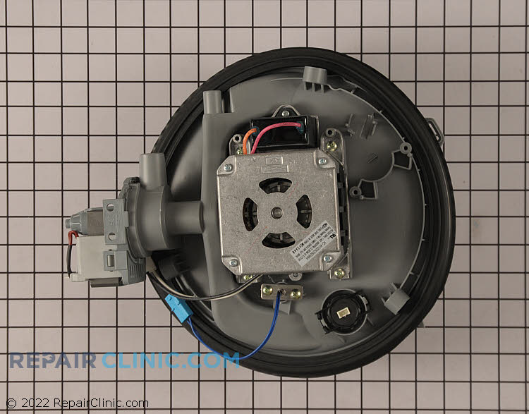 Pump and Motor Assembly DD97-00111B     Alternate Product View