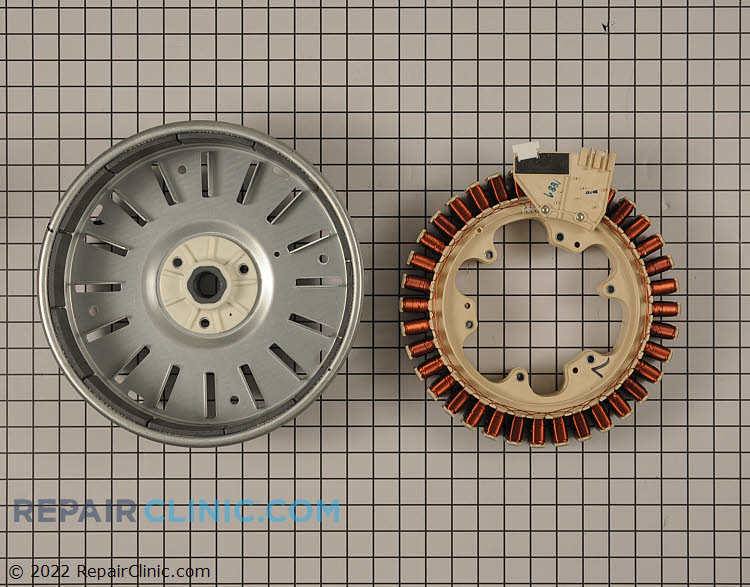 Rotor and Stator Kit DC96-01218D     Alternate Product View