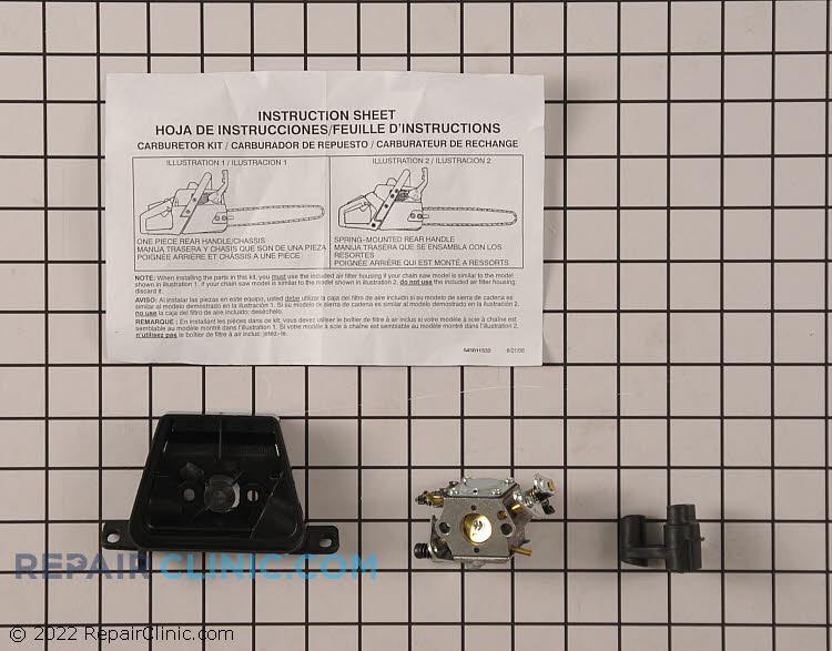 Carburetor 545081885 Alternate Product View