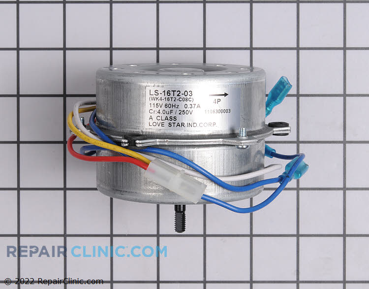 Fan Motor AC-4550-205     Alternate Product View