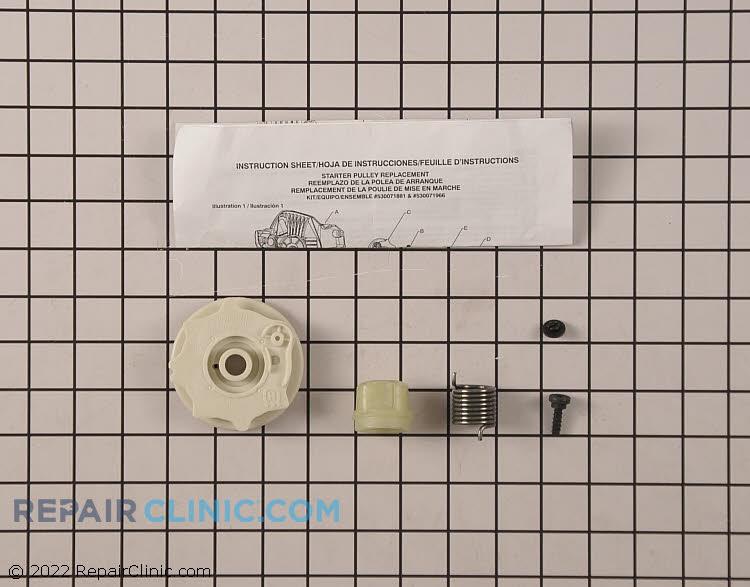 Starter Gear Kit 530071966 Alternate Product View